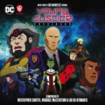 La-La Land Records edita la banda sonora Young Justice: Outsiders