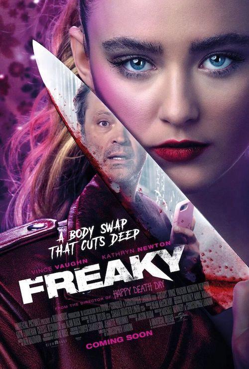 Bear McCreary para la comedia de terror Freaky