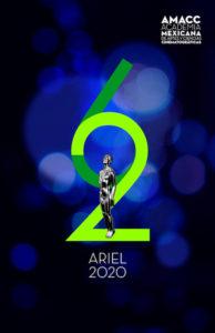 Cartel Premios Ariel 2020