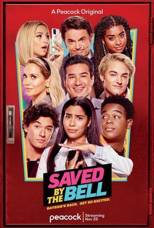 Jeff Cardoni para la serie Saved by the Bell