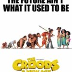 Póster The Croods: A New Age