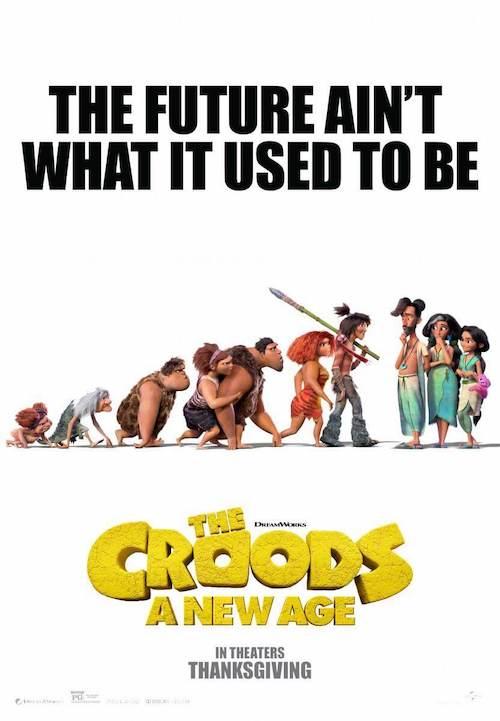 Mark Mothersbaugh para la secuela The Croods: A New Age