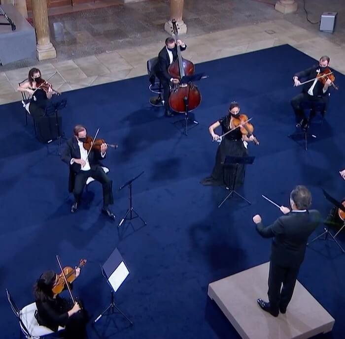 Crónica de una violinista en los Premios Princesa de Asturias