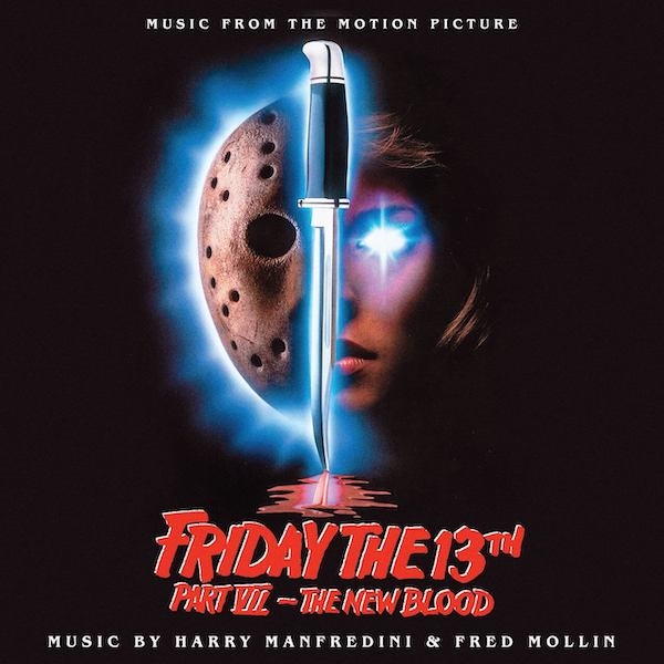 La-La Land edita Friday the 13th Part VII, de Fred Mollin y Harry Manfredini