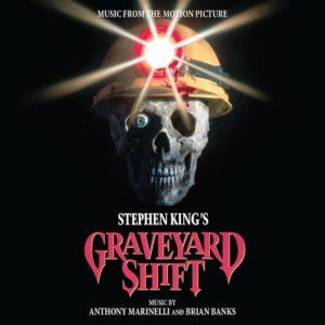 Carátula BSO Graveyard Shift - Anthony Marinelli y Brian Banks