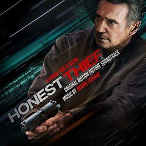 Carátula BSO Honest Thief - Mark Isham