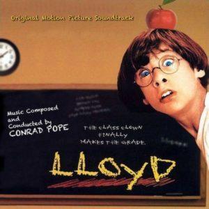 Carátula BSO Lloyd - Conrad Pope