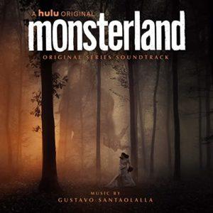Carátula BSO Monsterland - Gustavo Santaolalla