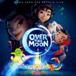Carátula BSO Over The Moon - Steven Price