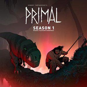 Carátula BSO Primal: Season 1 - Tyler Bates y Joanne Higginbottom