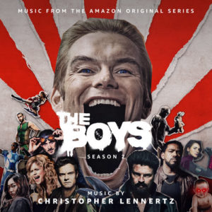 Carátula BSO The Boys: Season 2 - Christopher Lennertz