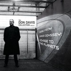 Carátula BSO The Don Davis Collection - Vol. 1 - Space Odyssey: Voyage to the Planets