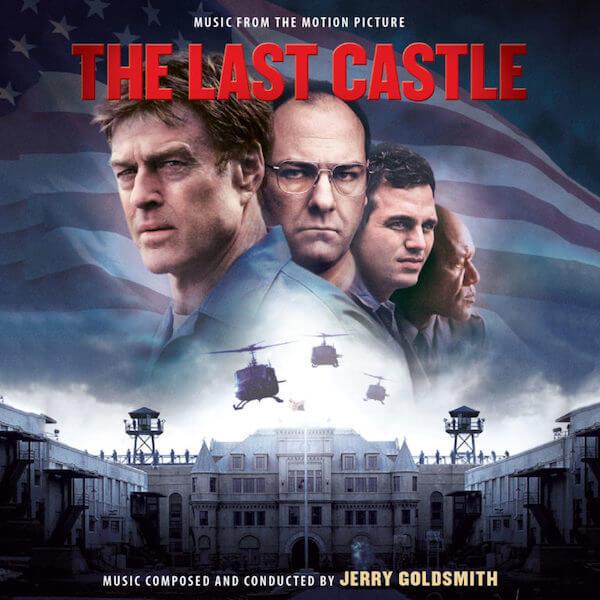 Intrada edita The Last Castle expandido de Jerry Goldsmith
