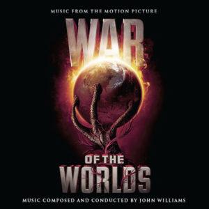 Carátula BSO War of the Worlds - John Williams