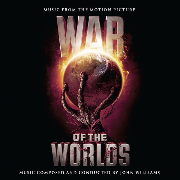War of the Worlds de John Williams, expandido en Intrada
