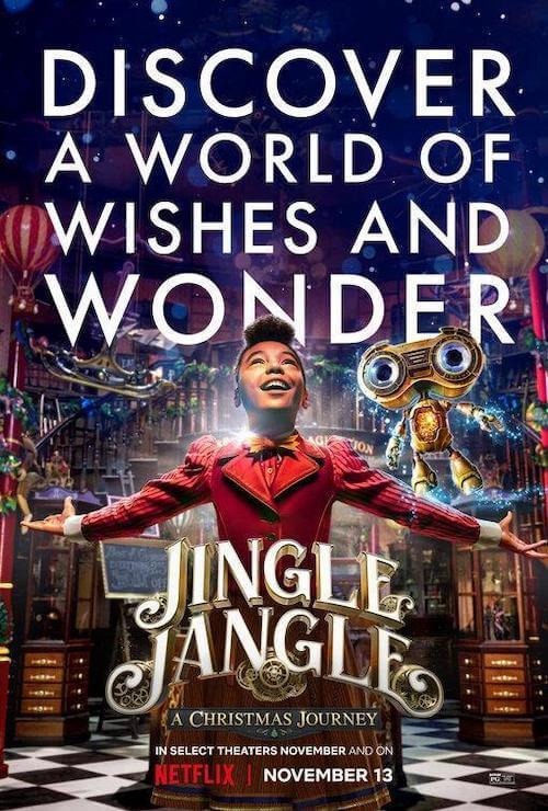 John Debney para la cinta familiar Jingle Jangle: A Christmas Journey
