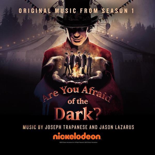 Viacom International edita Are You Afraid of the Dark?