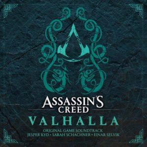 Carátula BSO Assassin's Creed Valhalla - Jesper Kyd,Sarah SchachneryEinar Selvik