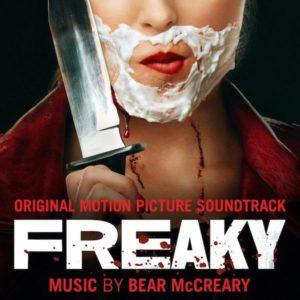Carátula BSO Freaky - Bear McCreary