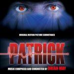 Carátula BSO Patrick - Brian May