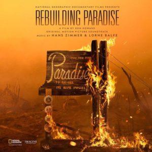 Carátula BSO Rebuilding Paradise - Hans Zimmer y Lorne Balfe
