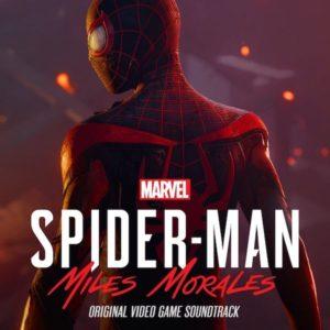 Carátula BSO Spider-Man: Miles Morales - John Paesano