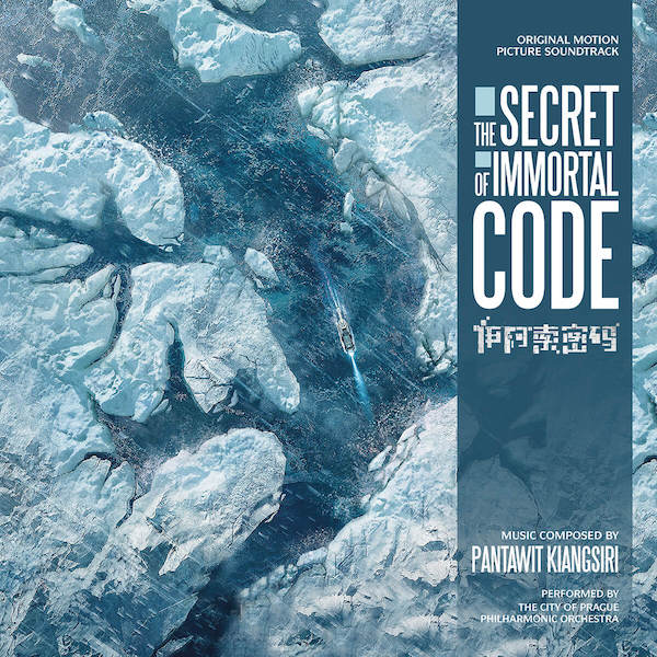 Quartet y MovieScore Media editan The Secret of Inmortal Code de Pantawit Kiangsiri