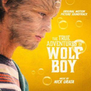 Carátula BSO The True Adventures of Wolfboy - Nick Urata