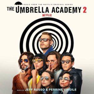 Carátula BSO he Umbrella Academy: Season 2 - Jeff Russo y Perrine Virgile