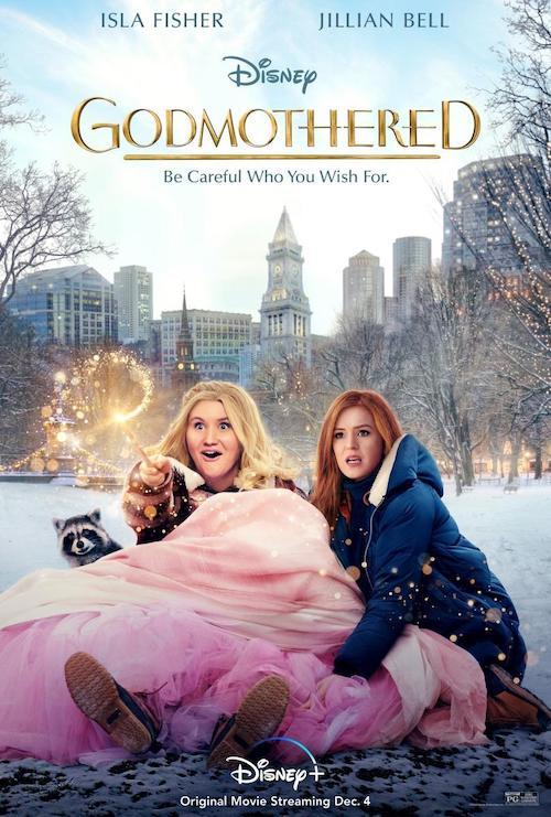 Rachel Portman para la comedia Godmothered