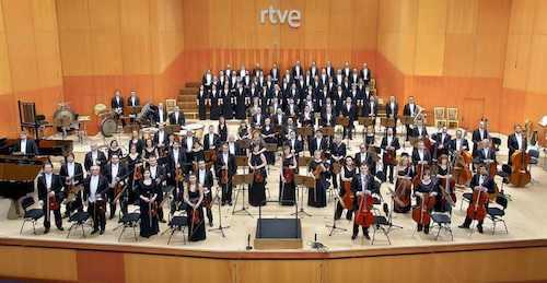 Gala de Música de Cine español en el Teatro Monumental de Madrid