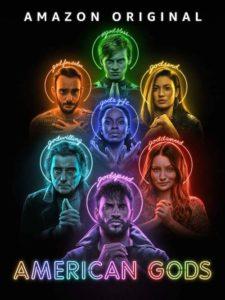 Póster American Gods: Season 3