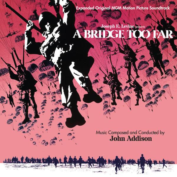Quartet expande A Bridge too Far de John Addison