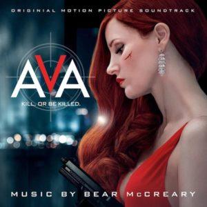 Carátula BSO Ava - Bear McCreary