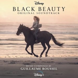 Carátula BSO Black Beauty - Guillaume Roussel
