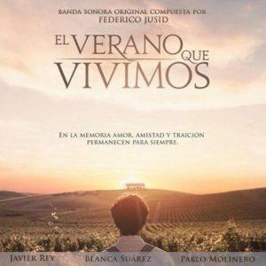Carátula BSO El verano que vivimos - Federico Jusid