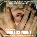 Carátula BSO Endless Night - Bernard Herrmann