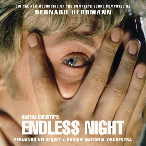 Quartet edita la regrabación de Endless Night de Bernard Herrmann