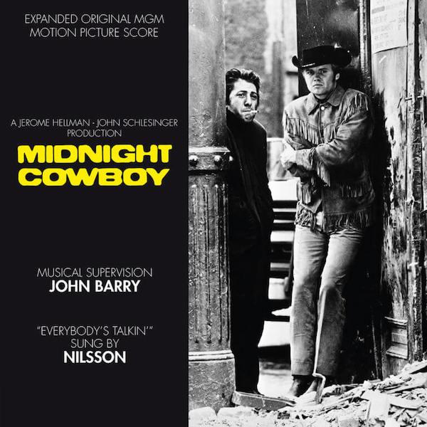 Quartet expande Midnight Cowboy de John Barry