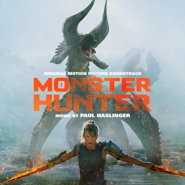 Milan Records  edita la banda sonora Monster Hunter