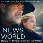 Carátula BSO News of the World - James Newton Howard