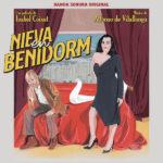 Quartet Records edita la banda sonora Nieva en Benidorm