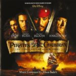 Carátula BSO Pirates of the Caribbean The Curse of the Black: Pearl - Klaus Badelt