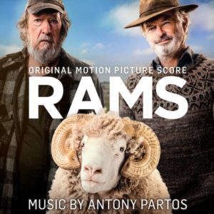 Carátula BSO Rams - Antony Partos