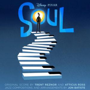 Carátula BSO Soul - Trent Reznor y Atticus Ross y Jon Batiste