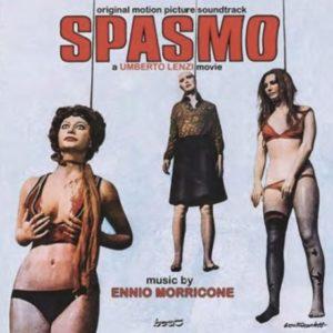 Carátula BSO Spasmo - Ennio Morricone