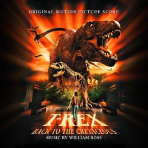 Carátula BSO T-Rex: Back to the Cretaceous - William Ross