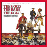 Edición 3 CDs: The Good, The Bad and The Ugly de Ennio Morricone, por Quartet