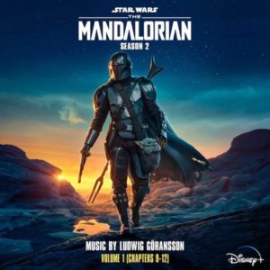Carátula BSO The Mandalorian: Season 2 - Vol. 1 (Chapters 9-12) - Ludwig Göransson