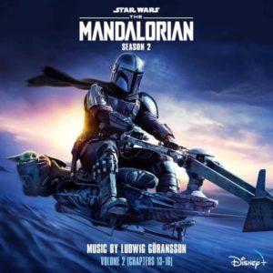 Carátula BSO The Mandalorian: Season 2 - Vol. 1 (Chapters 13-16) - Ludwig Göransson